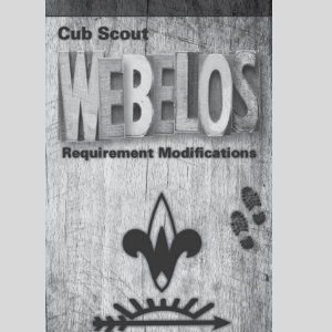 webelos requirements